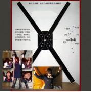 BDSM Andreas-Kreuz X-Kreuz Bondage-Kreuz - AKXK