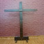 BDSM Bondage-Kreuz Fesselkreuz - MJ-11